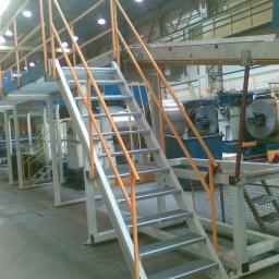 Konstrukcje stalowe Piła 6