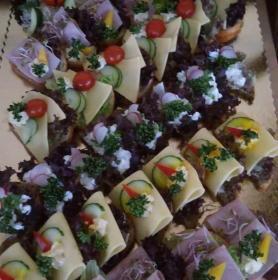Sylwia Literska P.w - Usługi Cateringowe Skórzewo