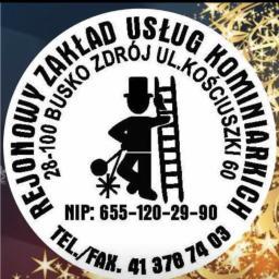 Zakład Kominiarski Busko Zdrój - Kominki Busko-Zdrój