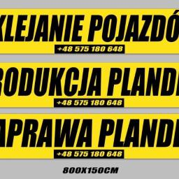 Punkt - Produkcja i Naprawa Plandek - Transport busem Zielona Góra