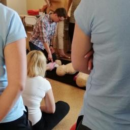 Szkolenie w Ośrodku Rehabilitacyjnym