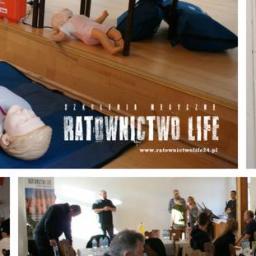 Kurs pierwszej pomocy Kraków 15