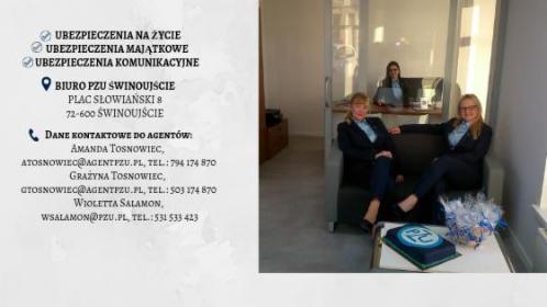 Agentura Grażyna Tosnowiec - Ubezpieczenia grupowe Świnoujście