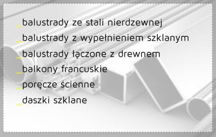 INOX Construction Maciej Zawadzki - Spawacz Przeworsk