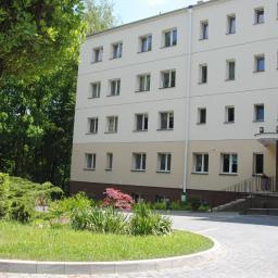Sanatorium Uzdrowsikowe ZNP w Nałęczowie - Sanatoria, uzdrowiska Nałęczów