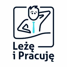 Leżę i Pracuję - Projektowanie logo Katowice