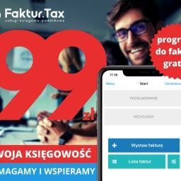 FakturTax - Biuro Rachunkowo- Podatkowe - Usługi podatkowe Poznań