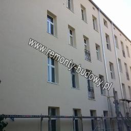 Ocieplenie budynku mieszkalnego ul. Więckowskiego