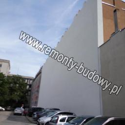 Ocieplenie budynku, Łódź Piotrkowska