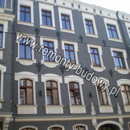 Renowacja elewacji, Gdańska
