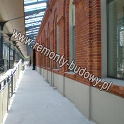 Renowacje cegły, tynki renowacyjne, Fabryczna