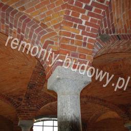 Renowacja cegły Łódź Piotrkowska