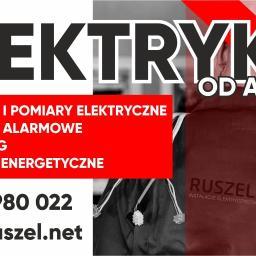 RuszelNet Instalacje Elektryczne - Wylewki Betonowe Rzeszów