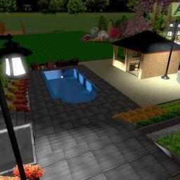 Projektowanie ogrodów Nysa 18