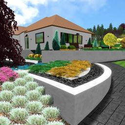 Projektowanie ogrodów Nysa 10