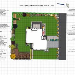 Projektowanie ogrodów Nysa 13