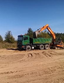 Usługi transportowe Paweł Mirek - Szkolenia Nowy Sącz