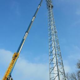 Up-Telecom Sp. z o.o. - Projekty Hal Stalowych Warszawa