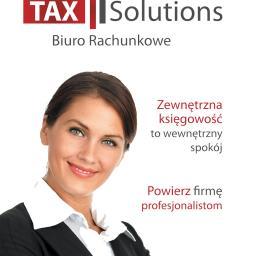 Biuro Rachunkowe TAX Solutions B2B Sp. z o.o. - Sprawozdania Finansowe Warszawa