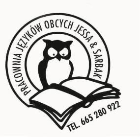 Pracownia Języków Obcych Jessa&Sarbak - Nauczyciele angielskiego Śrem