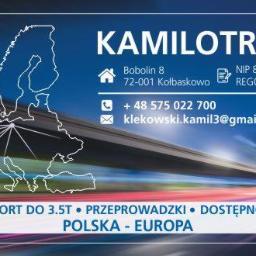 kamilotrans - Transport Bagażowy Międzynarodowy Bobolin