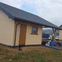 FRON-BUD USŁUGI OGÓLNOBUDOWLANE FRON WŁODZIMIERZ - Konstrukcje Drewniane Cieszyna