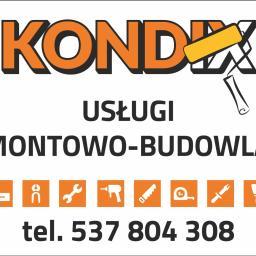 Firma remontowa KONDIX - Płyta karton gips Częstochowa