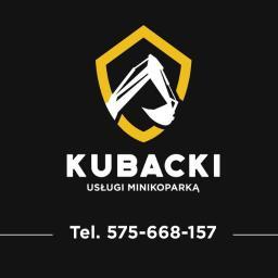 Usługi ziemne Mateusz Kubacki - Prace działkowe Storkowo
