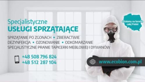 Ecobion - Mycie Okien Zgierz