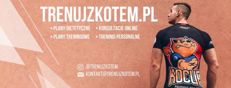 Trenuj z Kotem - Dietetyk Wrocław