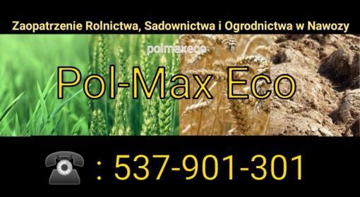 Pol-Max Eco - Nawozy Lublin