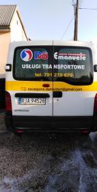 DS-EMANUELE DANIEL SZCZEPANSKI - Transport busem Jarosław