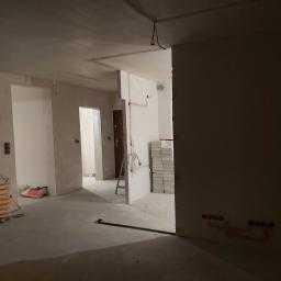 Zmiany w instalacji elektrycznej - mieszkanie od dewelopera