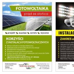 Montaż oświetlenia Nowe Miasto Lubawskie