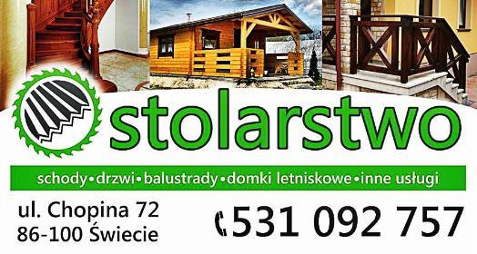Stolarnia Sobocki - Balustrady Świecie