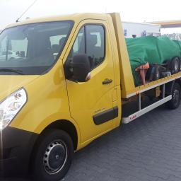 K.T AUTO - Firma transportowa W艂oc艂awek
