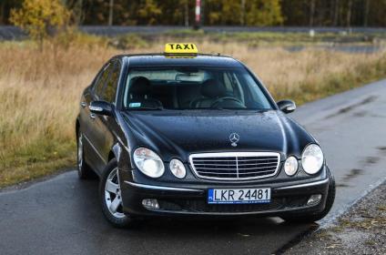 Taxi Kraśnik Darek Romanowicz - Usługi Kraśnik