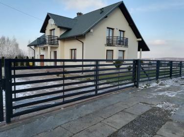 Fukstal konstrukcje metalowe - Siatka ogrodzeniowa Kańczuga