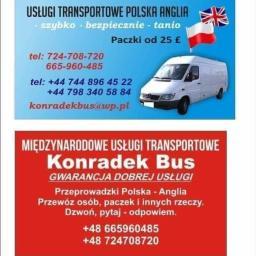 konradekbus - Firma transportowa Coventry
