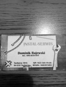Instal Serwis C.O i Gazu - Usługi Tuchorza