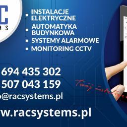 RAC SYSTEMS Sp.z.o.o. - Alarmy Zielona Góra