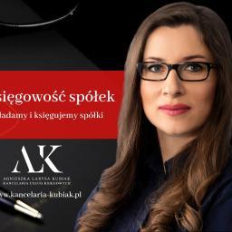 KANCELARIA USŁUG KSIĘGOWYCH AGNIESZKA LARYSA KUBIAK - Biuro rachunkowe Gdańsk