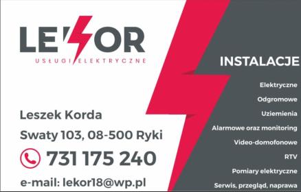 LeKor - Automatyka budynkowa Swaty