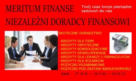 Meritum Finanse - Doradca Kredytowy Katowice