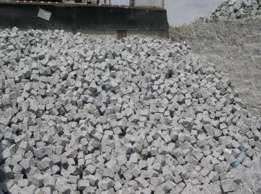 Kopalnia Granitu Górbeh - Nawierzchnia Granitowa Kostrza