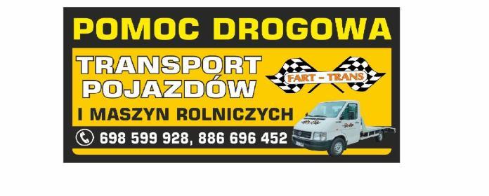 FART-TRANS - Transport Ciężarowy Osiek Jasielski