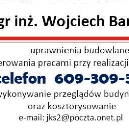 Wojciech Bartnik - Kierownik budowy Jarosław