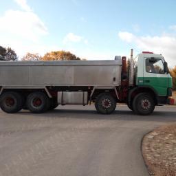 MANISTA TRANS Andrzej Kułakowski - Transport ciężarowy krajowy Kuźnica