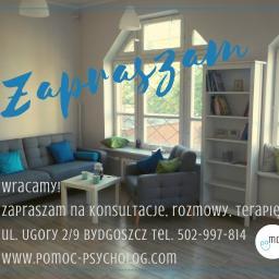 GABINET PSYCHOLOGICZNY PO-MOC dr Maja Łoś - Gabinety lekarskie i kosmetyczne Bydgoszcz