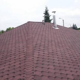 Wymiana dachu Ustroń 2